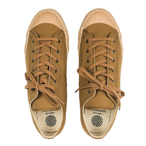 PRAS Shellcap Low Hanpu Sneakers - Cha x Gum - Sunset Dry Goods