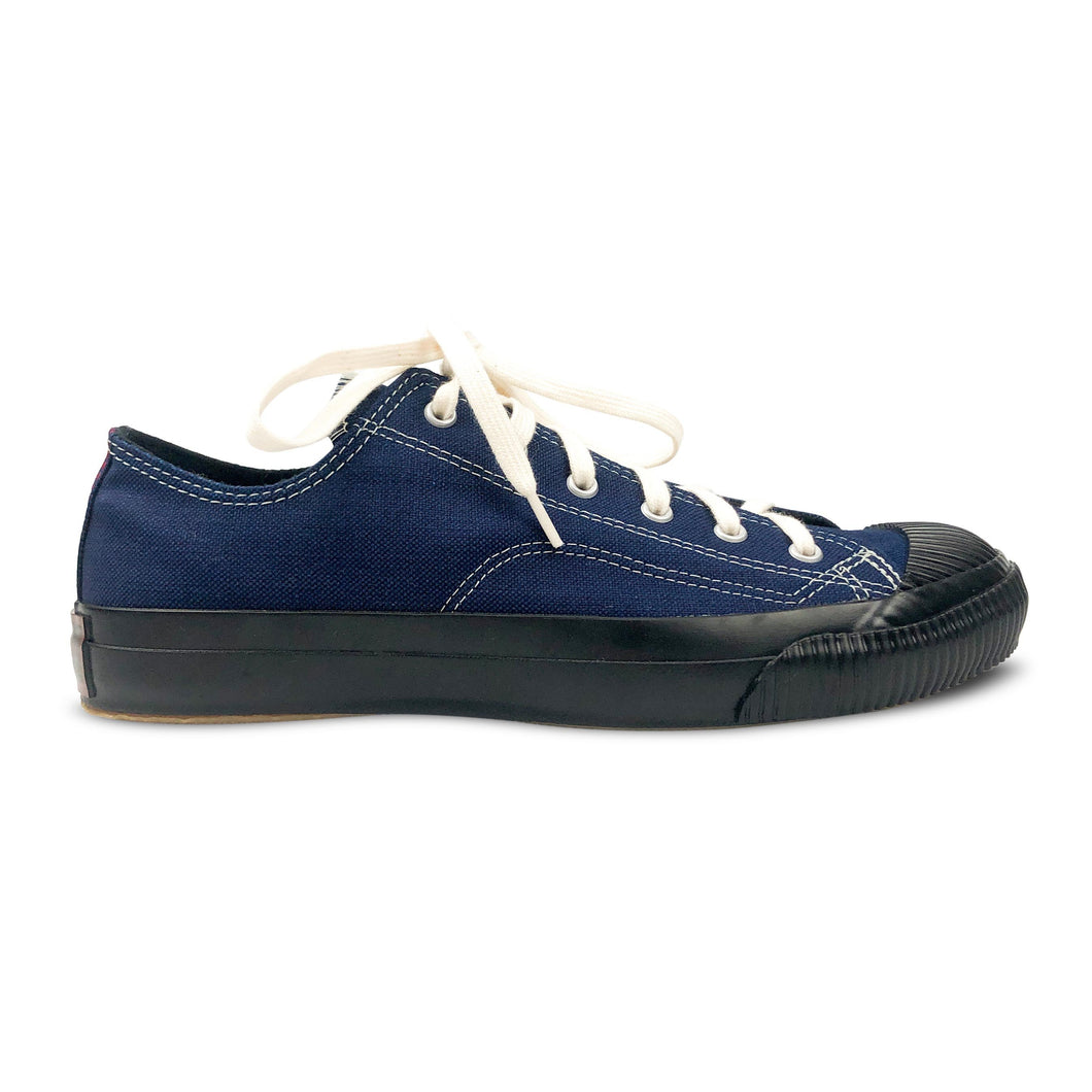 PRAS Shellcap Low Hanpu Sneakers - Indigo x Black - Sunset Dry Goods & Men's Supply PH