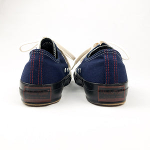 PRAS Shellcap Low Hanpu Sneakers - Indigo x Black - Sunset Dry Goods