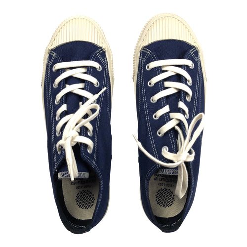 PRAS Shellcap Low Hanpu Sneakers - Indigo x Off White - Sunset Dry Goods & Men's Supply PH