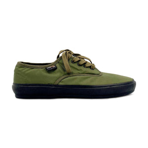 Reproduction of Found '5851' 1940 US Navy Military Trainer - Olive/Black - Sunset Dry Goods & Men's Supply PH