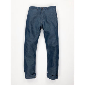 Runabout Goods 'Campus Chino' Chambray Pants (Slim Tapered) - Sunset Dry Goods