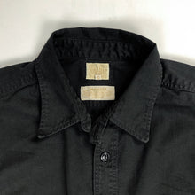 Runabout Goods 'Guide Shirt' Cotton Twill  L/S Work Shirt - Coal - Sunset Dry Goods