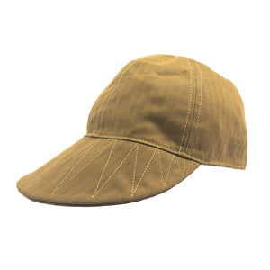 Runabout Goods Mechanic Cap - Khaki - Sunset Dry Goods