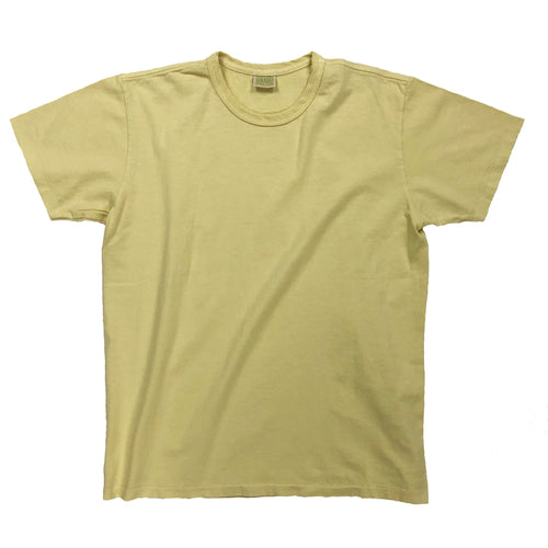 Runabout Goods Simple Tee - Chamomile - Sunset Dry Goods