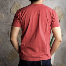Runabout Goods Simple Tee - Cranberry - Sunset Dry Goods & Men's Supply PH