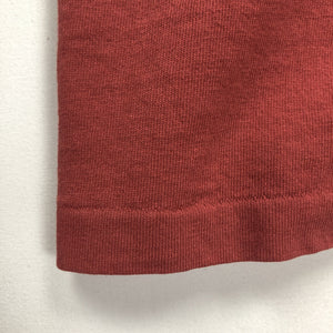Runabout Goods Simple Tee - Cranberry - Sunset Dry Goods
