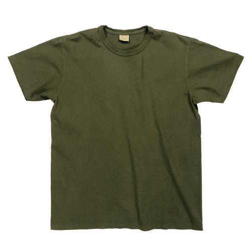 Runabout Goods Simple Tee - Foliage - Sunset Dry Goods