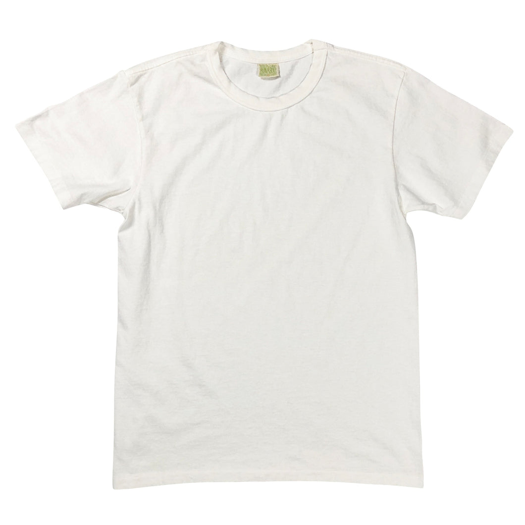 Runabout Goods Simple Tee - Milk - Sunset Dry Goods