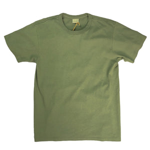 Runabout Goods Simple Tee - Moss - Sunset Dry Goods