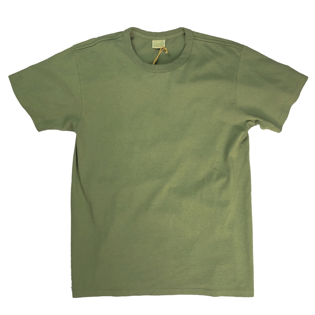Runabout Goods Simple Tee - Moss - Sunset Dry Goods & Men's Supply PH
