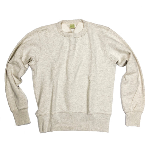 Runabout Goods Standard Sweatshirt - Oatmeal - Sunset Dry Goods