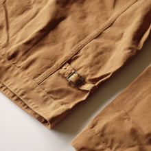 Runabout Goods 'Starborn' 12oz. Duck Canvas Jacket - Sunset Dry Goods