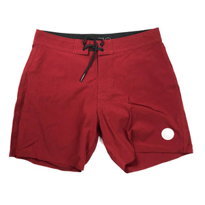 Saturdays NYC Danny Board Shorts - Red Ink - Sunset Dry Goods & Men's Supply PH