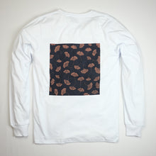 Saturdays NYC Ginko L/S Tee - White - Sunset Dry Goods & Men's Supply PH