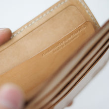 "Show Your Hem ""Hachicko"" Wallet - Natural - Sunset Dry Goods"
