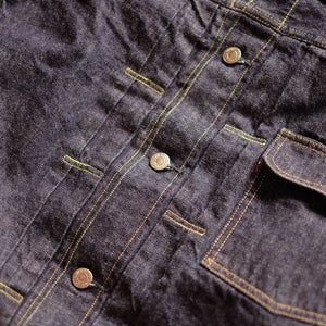 TCB Jeans '30's' 12.5oz. Unsanforized Japanese Selvedge Denim Jacket - Sunset Dry Goods