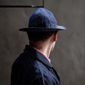 TCB Jeans '30s' Hat - Denim - Sunset Dry Goods