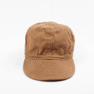 TCB Jeans '40s' Cap - Brown Denim - Sunset Dry Goods