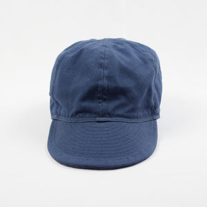 TCB Jeans '40s' Cap - Smorky Blue - Sunset Dry Goods