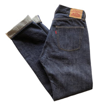 "TCB Jeans ""60's"" 13oz. Unsanforized Japanese Selvedge Jeans (Regular Cut) - Sunset Dry Goods & Men's Supply PH"