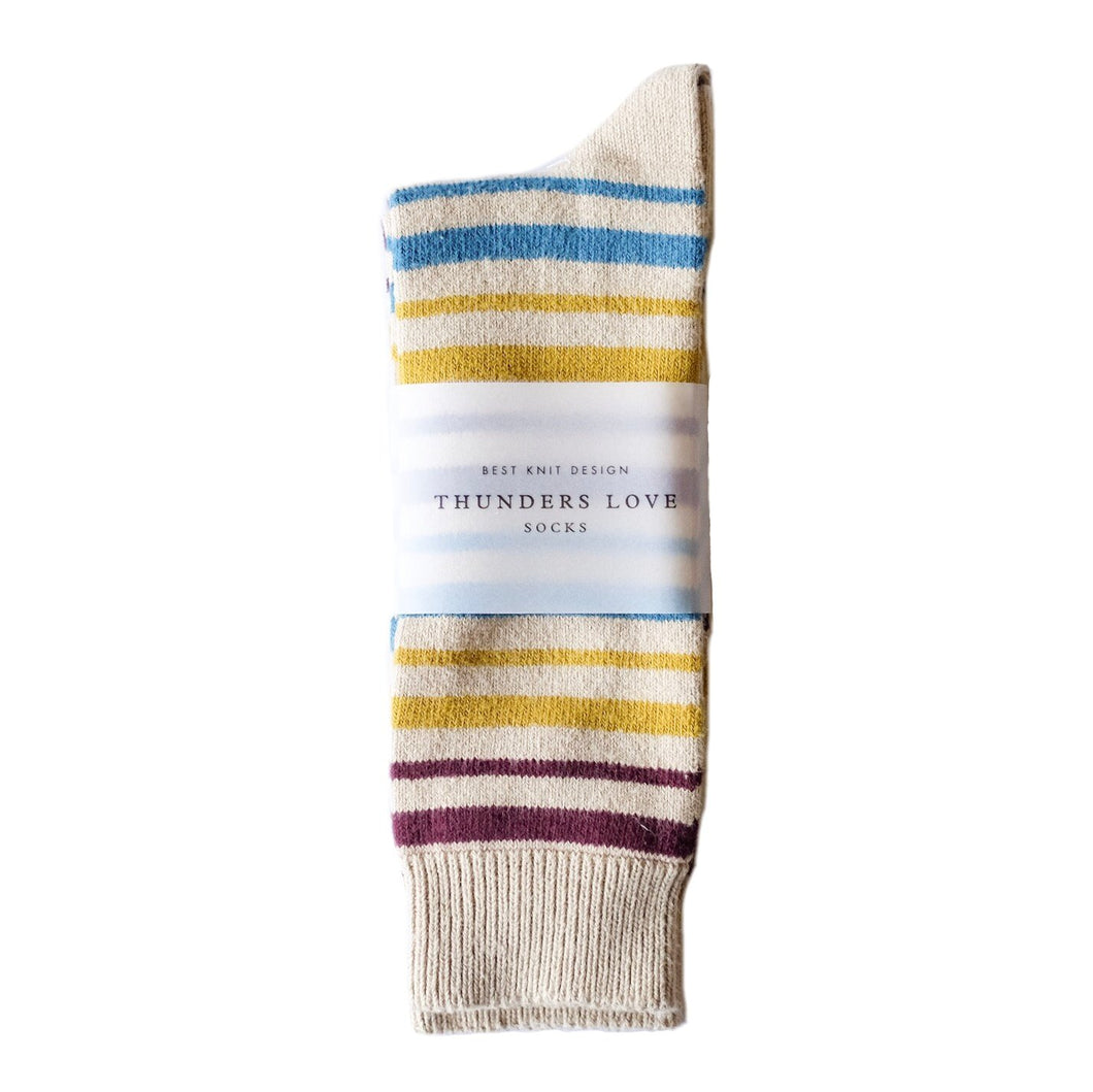 "Thunders Love ""Bohemian Collection"" Crew Socks - Kippenberg - Sunset Dry Goods & Men's Supply PH"