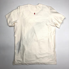 Tracksmith Van Courtlandt Tee - Ivory/Crimson - Sunset Dry Goods