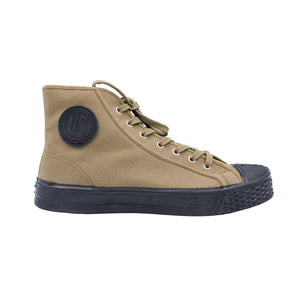 US Rubber Co. Military High Top Sneakers - Military Green - Sunset Dry Goods & Men's Supply PH