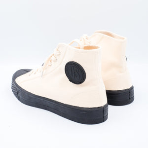 US Rubber Co. Military High Top Sneakers - Off-White - Sunset Dry Goods & Men's Supply PH