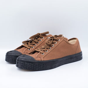 US Rubber Co. Military Low Top Sneakers - Brown - Sunset Dry Goods & Men's Supply PH