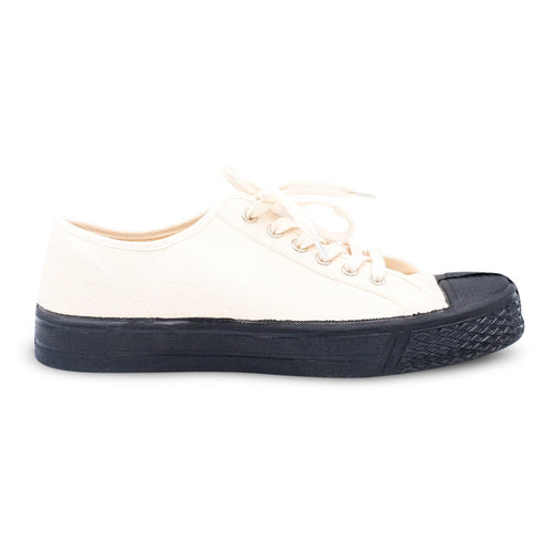 US Rubber Co. Military Low Top Sneakers - Off White - Sunset Dry Goods & Men's Supply PH