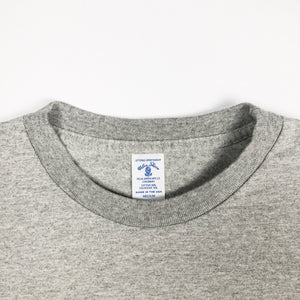 Velva Sheen 2-Pack Plain Tees - Heather Grey - Sunset Dry Goods
