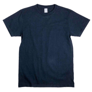 Velva Sheen 2-Pack Plain Tees - Navy - Sunset Dry Goods