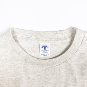 Velva Sheen 2-Pack Plain Tees - Oatmeal - Sunset Dry Goods