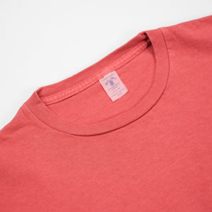 Velva Sheen Pigment Dyed Pocket Tee - Red - Sunset Dry Goods