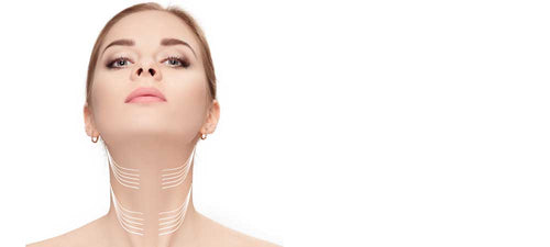 Anti-Wrinkle - Neck Lift - Facethetics
