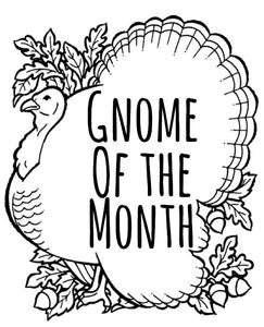 Gnome Of The Month: AUGUST2019