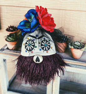 Day of the Dead Halloween Gnome