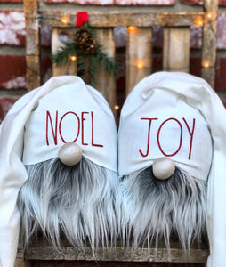 Noel & Joy Word-y Gnomes Set