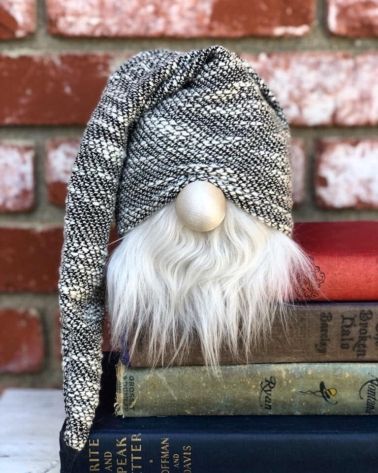 Salt & Pepper Farmhouse Gnome