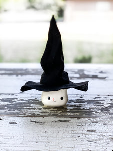Marshmallow Mug Witch Hat