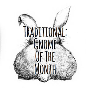 Gnome Of The Month: MARCH2020