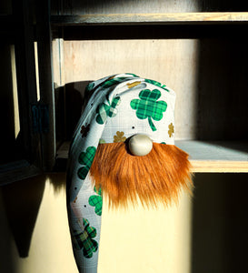 Pot Of Gold St Patrick's Day Gnome