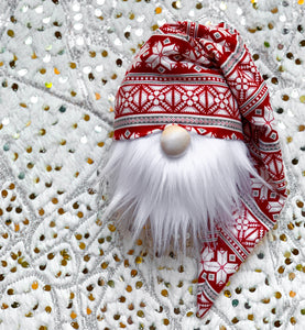 Sweater Weather Christmas Gnome
