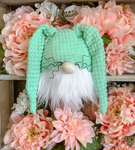 Mint Bunny Gnome