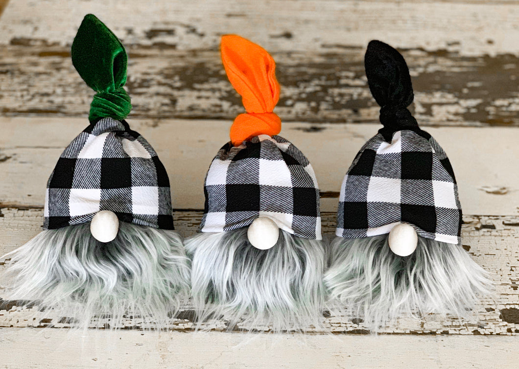 Three Little Pumpkins Set