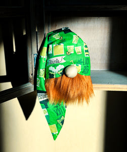 Life O' The Party St Patrick's Day Gnome