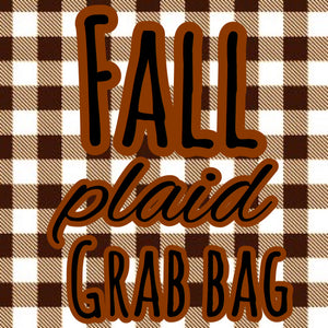 Fall Plaid Grab Bag