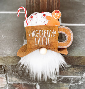Gingerbread Latte Gnome