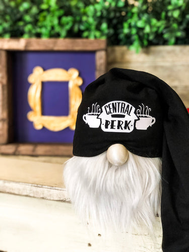 Central Perk FRIENDS Gnome